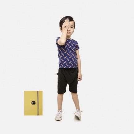 "TikkiTokki x 广煜 ""我不喜欢""系列创意t恤礼盒 不喜欢理发"