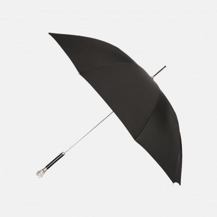 水晶手柄 电镀精钢 绅士雨伞
