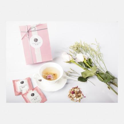 玫瑰白芷养生茶 简装8小包 | 调养美肤 每月的温暖陪伴