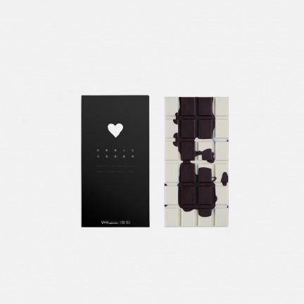 「黑‧生」黑白双色手工巧克力【工作日顺丰包邮发货】