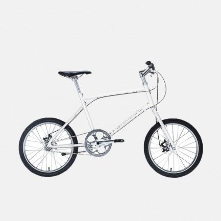 后街MINI公路自行车 | 三速内变超级好骑