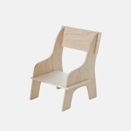 给玩偶的专属家具 | 丹麦儿童设计 小猴子玩偶椅子
