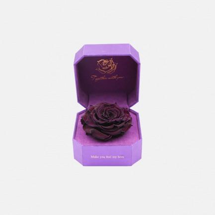 独白永生花巨型玫瑰