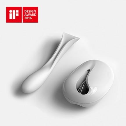 佳藕360°可弯折扭动按摩棒 | 专为东方女性设计 荣获德国IF奖