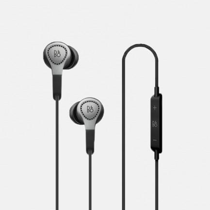 3色可选H3入耳式线控通话耳机 金属一体成型 天籁原音