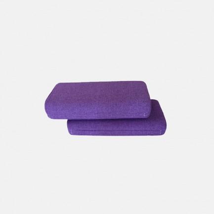 环保高密度瑜伽抱枕 | 强大支撑可水洗爽滑凉快