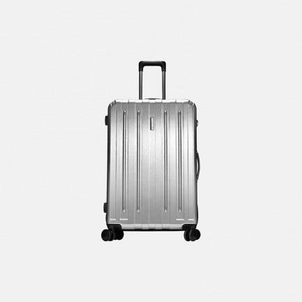 电子称重系统轻盈耐用旅行箱 Jet捷德系列 暮雨银