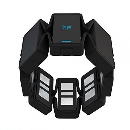 MYO gesture control armband肌肉控制臂环
