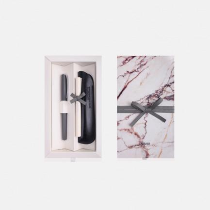 城市系列钢笔笔套礼盒 柏林灰 | 执着于完美的产品设计