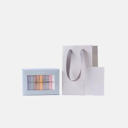 【未知气味初见系列】经典男生香水小样礼盒