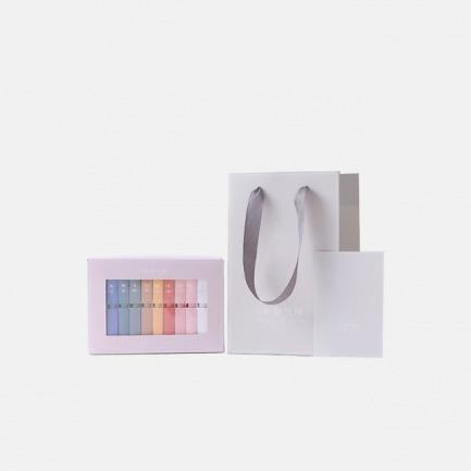 【未知气味初见系列】经典女生香水小样礼盒