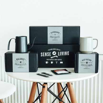 「SENSE LIVING 」系列挂耳咖啡大满贯