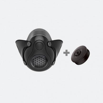 AIRMOTION清吸口罩 加新风换气模块 超强组合防霾套装