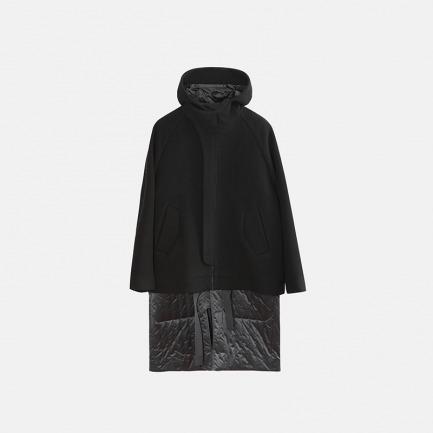 独立设计师品牌 两件套大衣