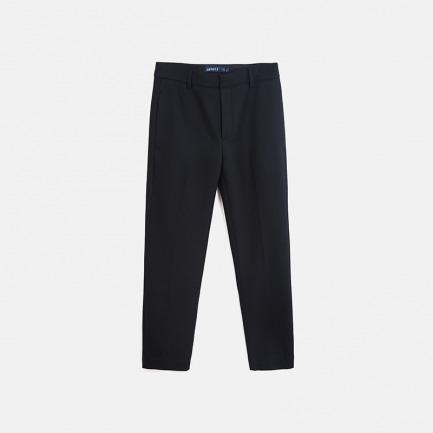 独立设计师品牌 宽松锥形九分裤