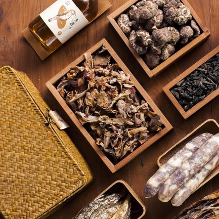 传统古法手工工艺 植言年货礼盒(两款可选)