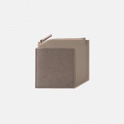 OFF-Cube 零钱包   灰色