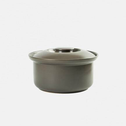 防溢陶瓷3升饭锅养生汤锅 | 防溢口设计 一锅多用