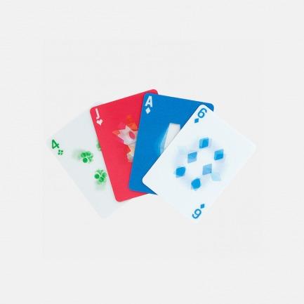美国Kikkerland 三维变幻扑克牌GG54 MOTION CARDS 立体扑克