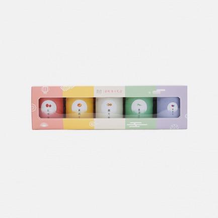 彩虹果蔬干礼盒 混合装脱水健康综合大礼包