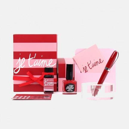 钢笔墨水指甲油创意礼盒 | Little Ondine 跨界合作款