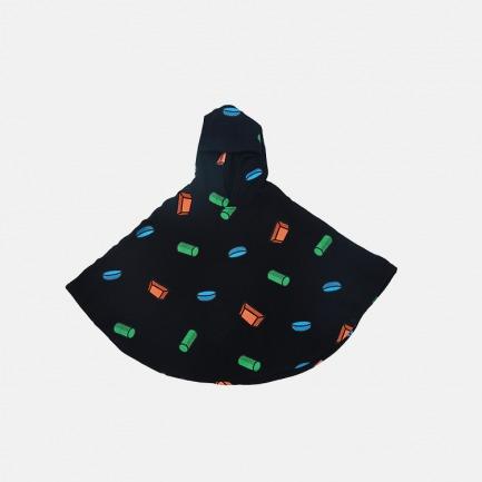 TIKKITOKKI创意童装礼盒 /食物系列 /【糖块|斗篷】