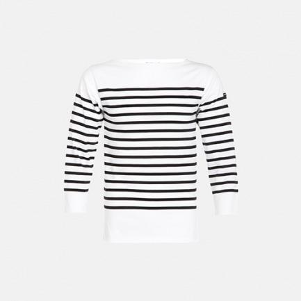 一字领全棉T恤 男女同款 | 时髦又百搭 多款可选