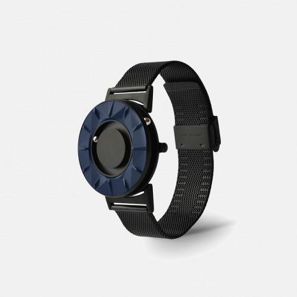【良仓独家限定款式】BR-CMB-BLUE-MB 触摸手表限定陶瓷款腕表(限量10块)
