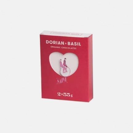 为同性情侣递献-红色同性真爱款&粉色罗密欧与朱丽叶经典爱情篇巧克力