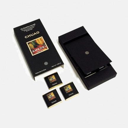 意大利Amedei Chuao 70%黑巧克力单片礼盒 来自梦幻可可产区委内瑞拉Chuao