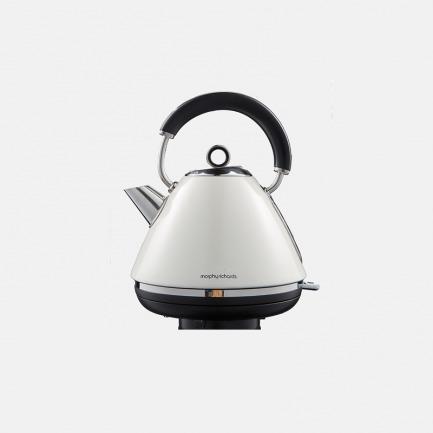 英国智能家用电热水壶 不锈钢艺术电水壶(两色可选)