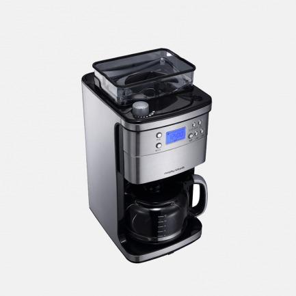 摩飞魔豆咖啡机MR4266 全自动研磨 英国智能家居