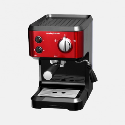 摩飞咖啡机MR4677 轻松制作意式浓缩咖啡、卡布奇诺 英国智能家居