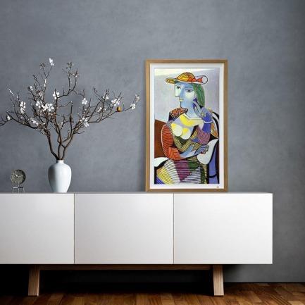 身边的艺术馆 BOE iGallery云艺术馆智能画框32英寸(三款可选)