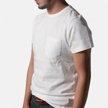 Heritage Collection 复古运动白T恤(口袋款)