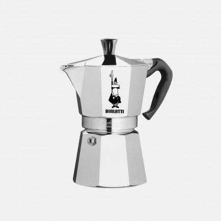 摩卡八角壶  1933年发明 食品级铝制咖啡壶