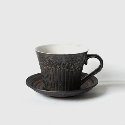 复古铁锈釉陶瓷咖啡杯 重温美好事物