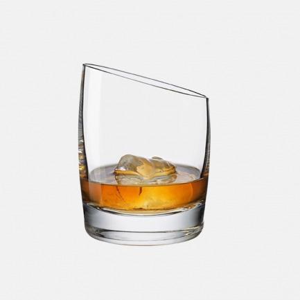 斜口威士忌酒杯 14度斜口杯缘 手工精心打造