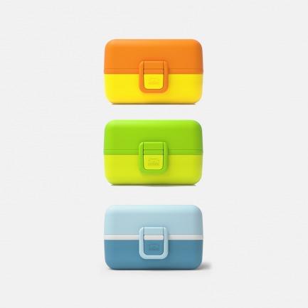 法国创意儿童学生日式饭盒 | 内部多样搭配组合设计【多色可选】