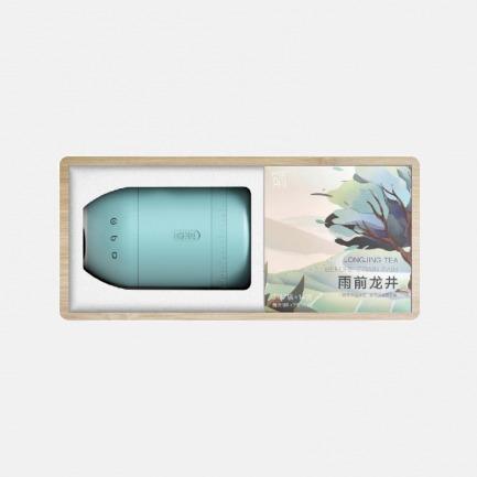 春意盎然礼盒 | 茶密智能音乐泡茶杯 x 西湖龙井雨前茶【赠送茶蜜环保硅胶套一个,茶经一本】