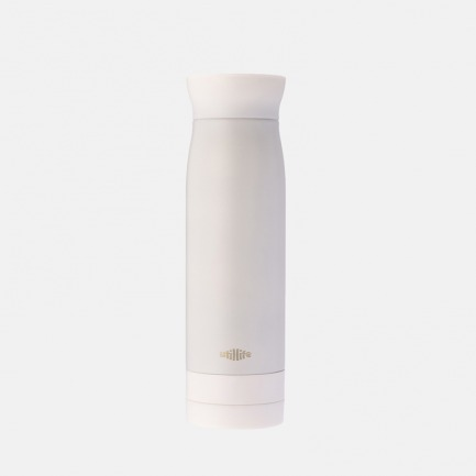 创意磨砂保温杯 | 底部带2层储存格设计 颜值控必备【多色可选】