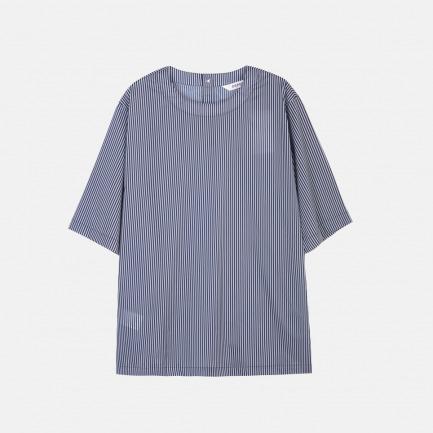 宽松梭织套头衫 | 轻巧随性【两色可选】