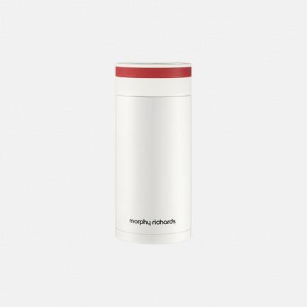 真空不锈钢保温杯 | 强大密封性能 轻量携带 MR1010-R 【红/黄】