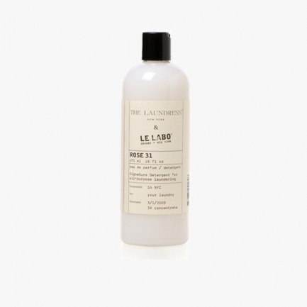 纽约玫瑰香水洗衣精 | 优质香氛天然洗涤保护衣物