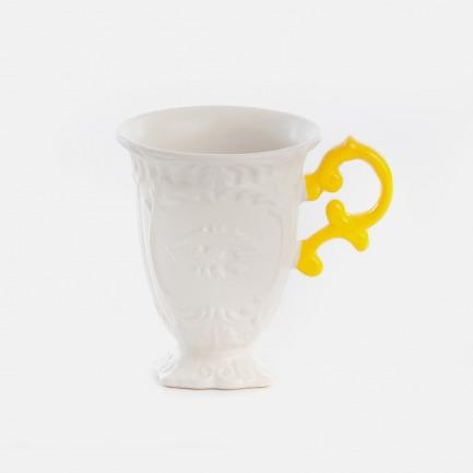 复古浮雕马克杯 | 纷繁之中找到自己突破自我