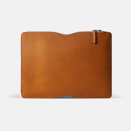 手工植鞣皮 13寸Macbook保护套