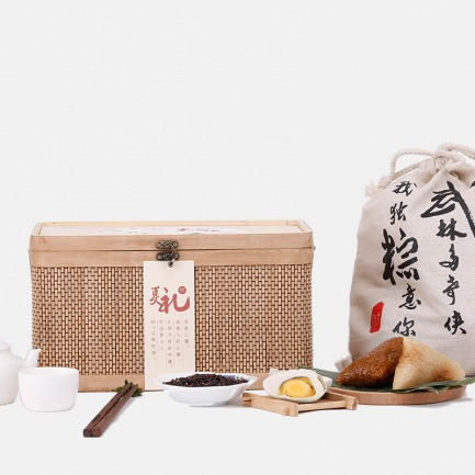 端午粽侠礼盒 | 汇聚天南海北的粽子口味