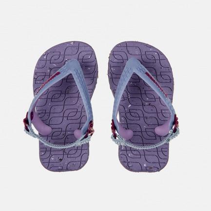 ECO 女童人字凉鞋 | 多彩生态系列【多色可选】