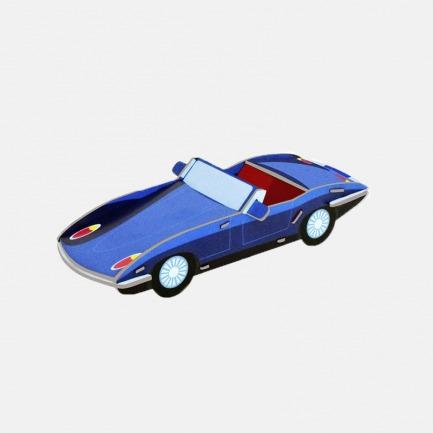 经典车纸模型 | Play!系列 捷豹E-Tipe型号