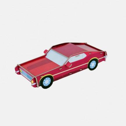 经典车纸模型 | Play!系列 野马经典肌肉车